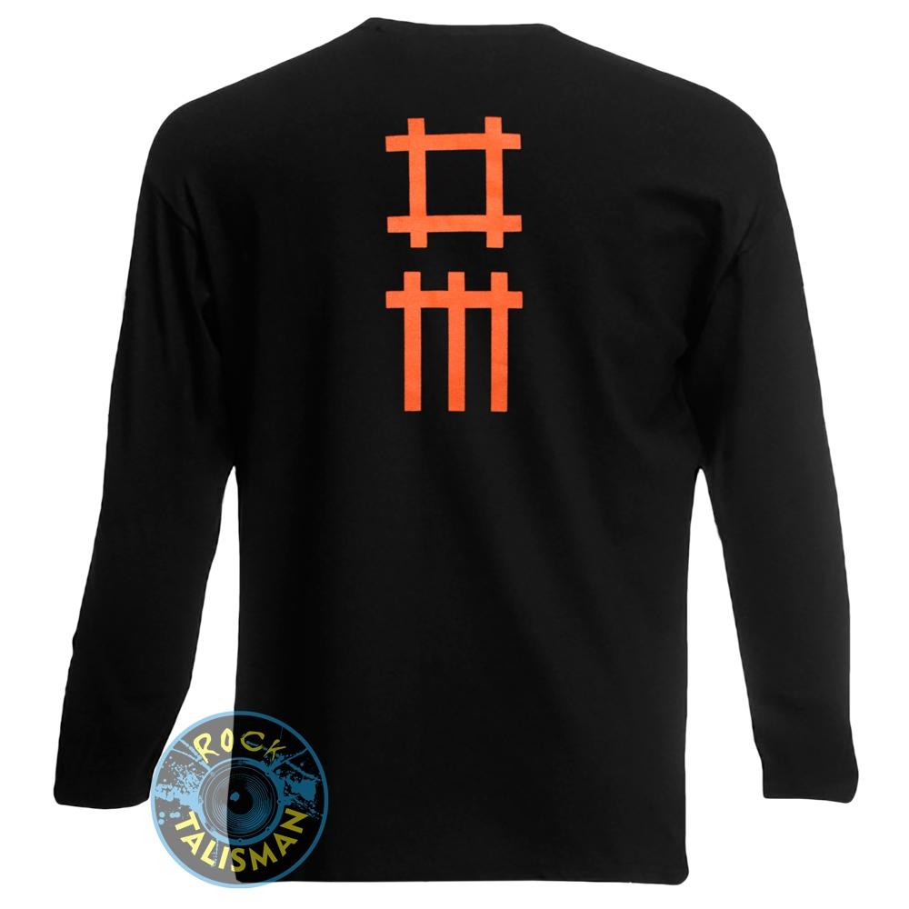 футболка длинный рукав DEPECHE MODE 0