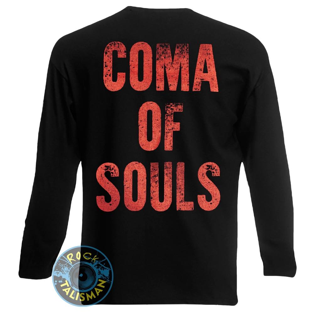 футболка длинный рукав KREATOR  Coma Of Souls  0