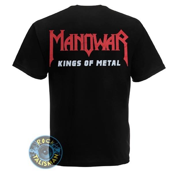 футболка MANOWAR Kings Of Metal 0