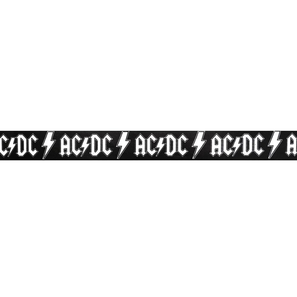 ремень с печатью AC/DC Back in Black 0