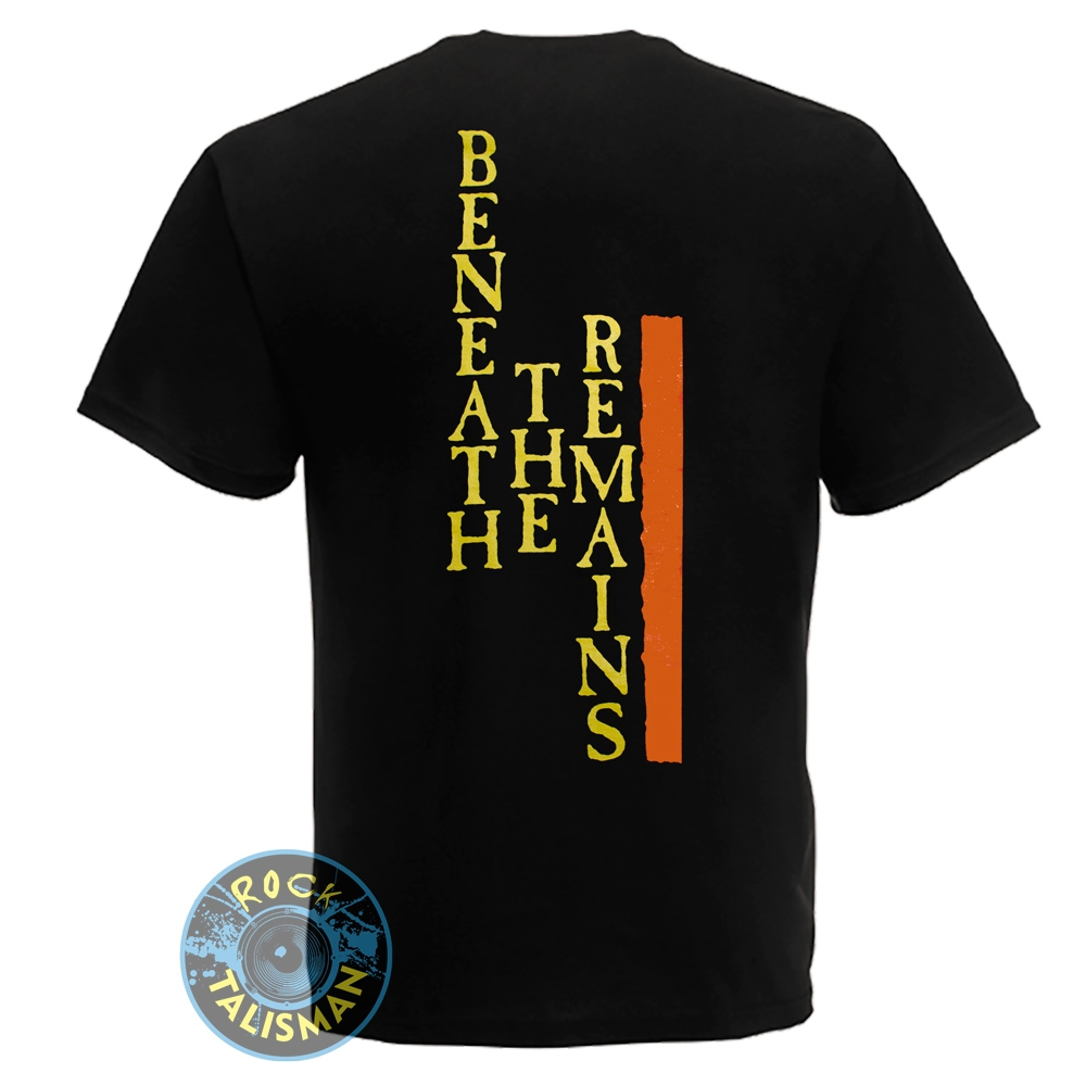футболка SEPULTURA Beneath the Remains 0