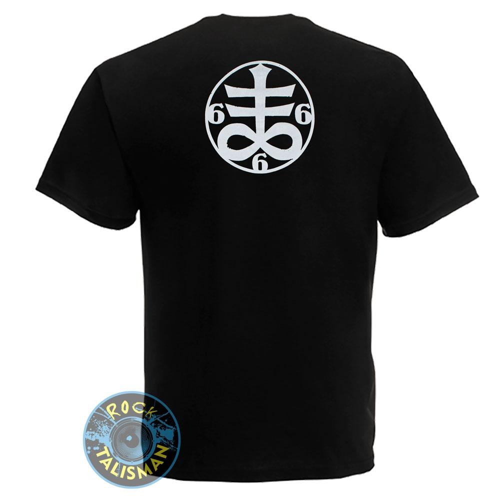 футболка BAPHOMET 666 0