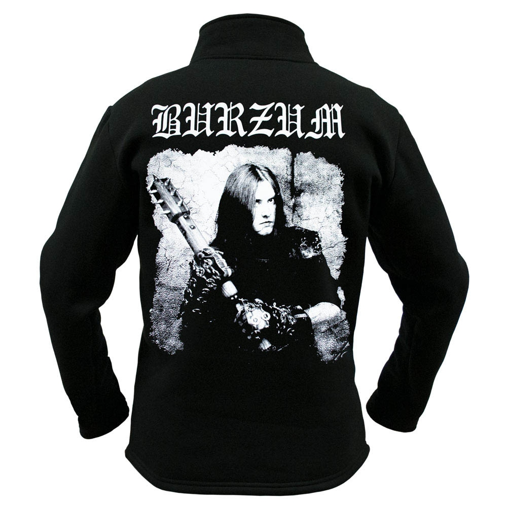 толстовка пилот BURZUM Anthology Varg Vikernes 0