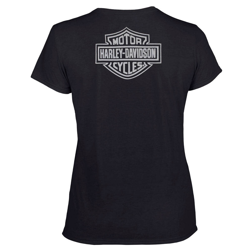 футболка женская HARLEY DAVIDSON Eagle 0