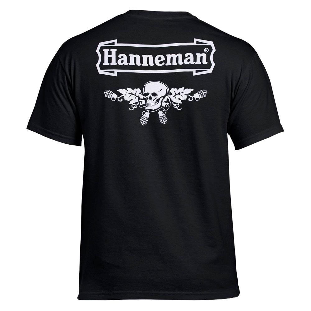 футболка HANNEMAN Logo 0