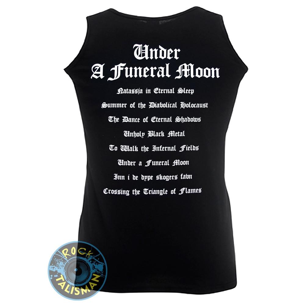 майка DARKTHRONE Under a Funeral Moon 0
