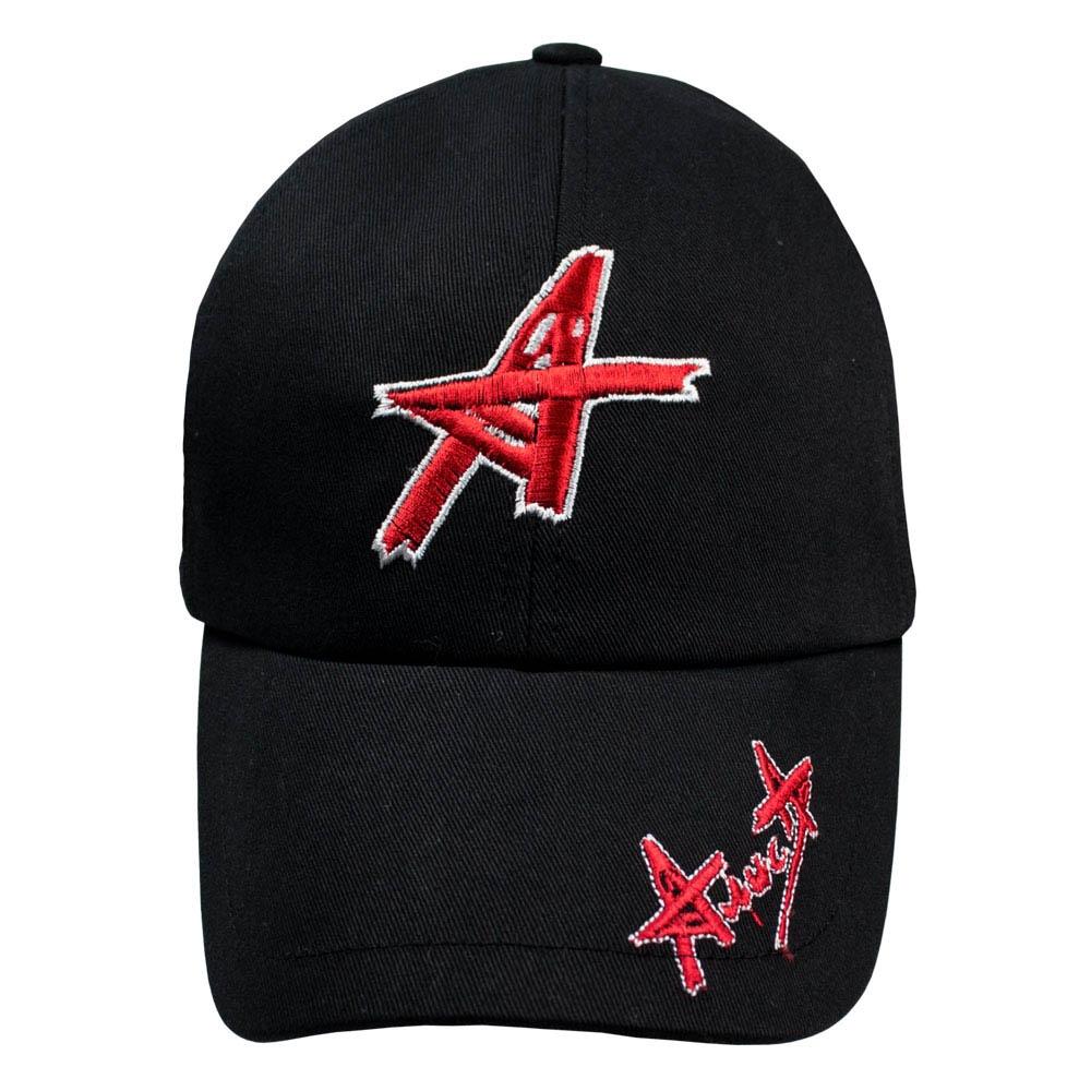бейсболка АЛИСА черная 0