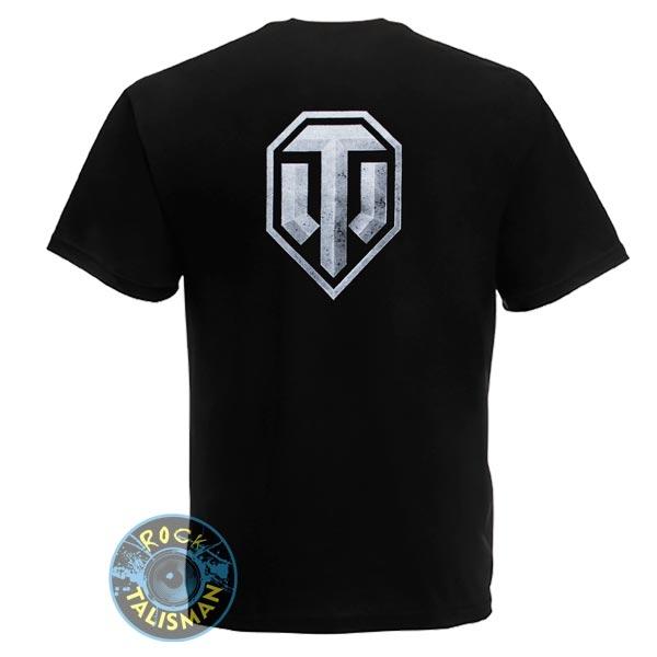 футболка WORLD OF TANKS (цветной)  0