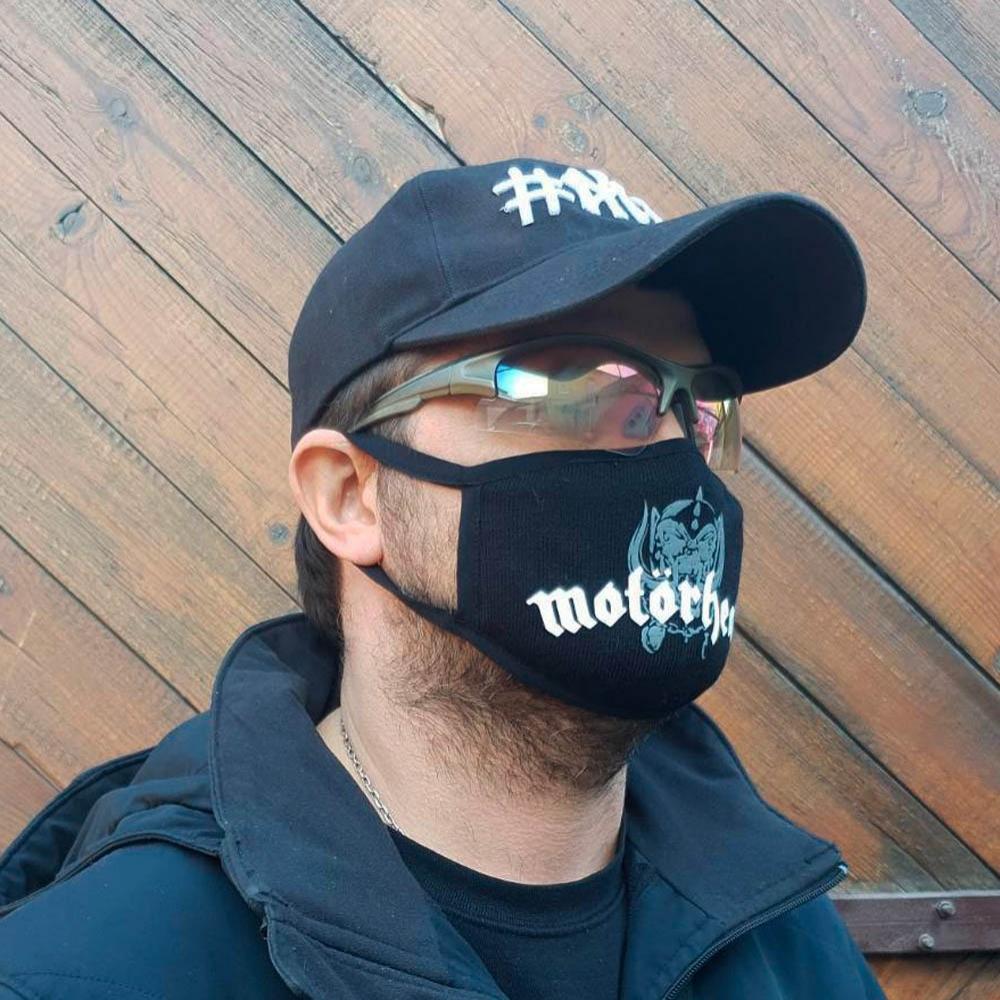 маска многоразовая MOTORHEAD England 0