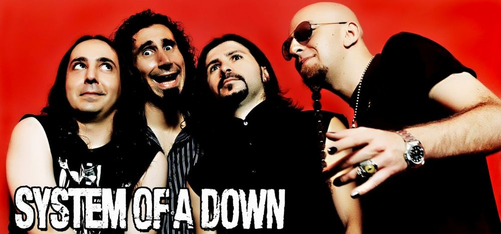 Чашка SYSTEM OF A DOWN 0