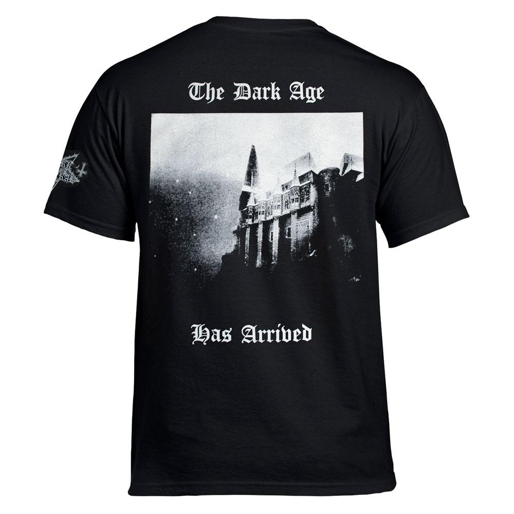 футболка DARK FUNERAL The Secrets Of The Black Arts 0