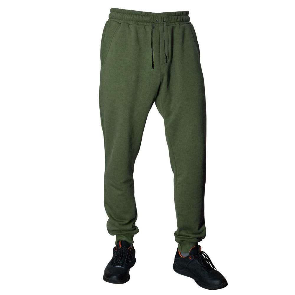Спортивные штаны Bro оливковые 0