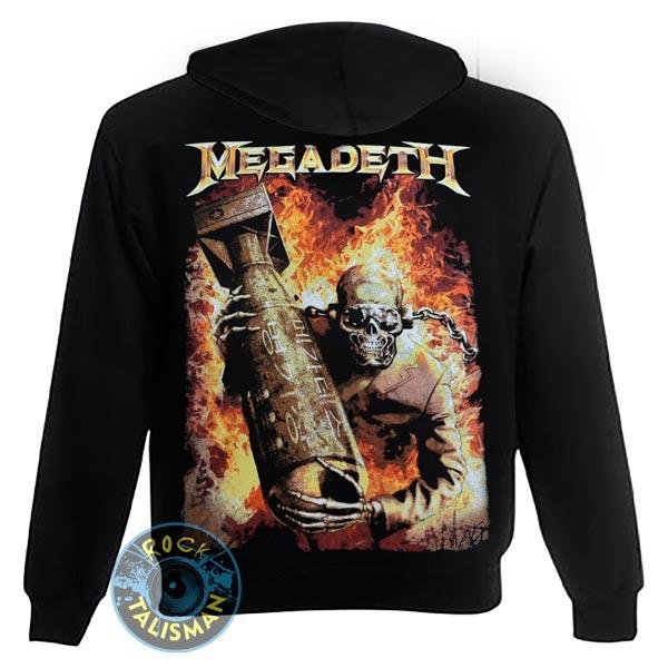 толстовка на змейке MEGADETH Arsenal of Megadeth 0