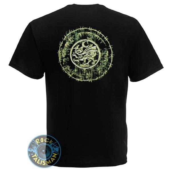 футболка CRADLE OF FILTH группа  0