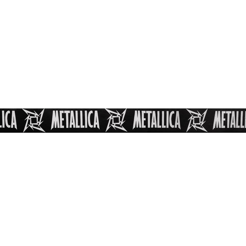 ремень с печатью METALLICA лого 0