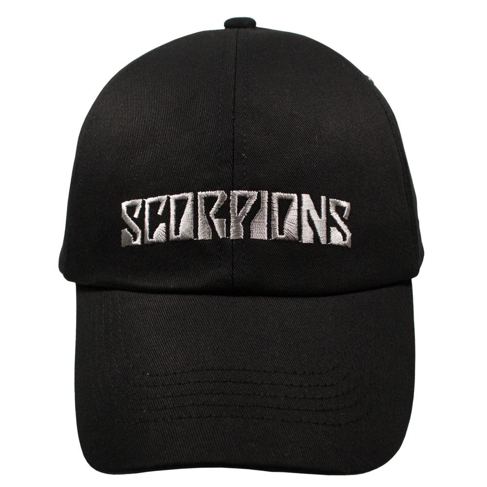 бейсболка SCORPIONS Logo 0