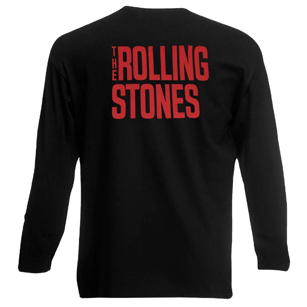 футболка длинный рукав ROLLING STONES Established 1962 0