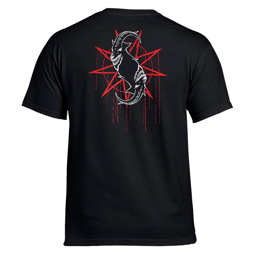 футболка SLIPKNOT Rotting Goat 0