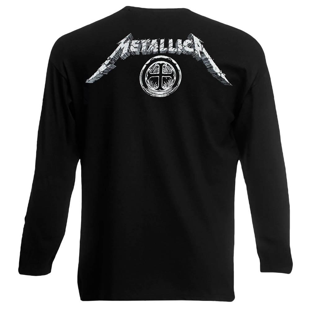 футболка длинный рукав METALLICA Templar 0