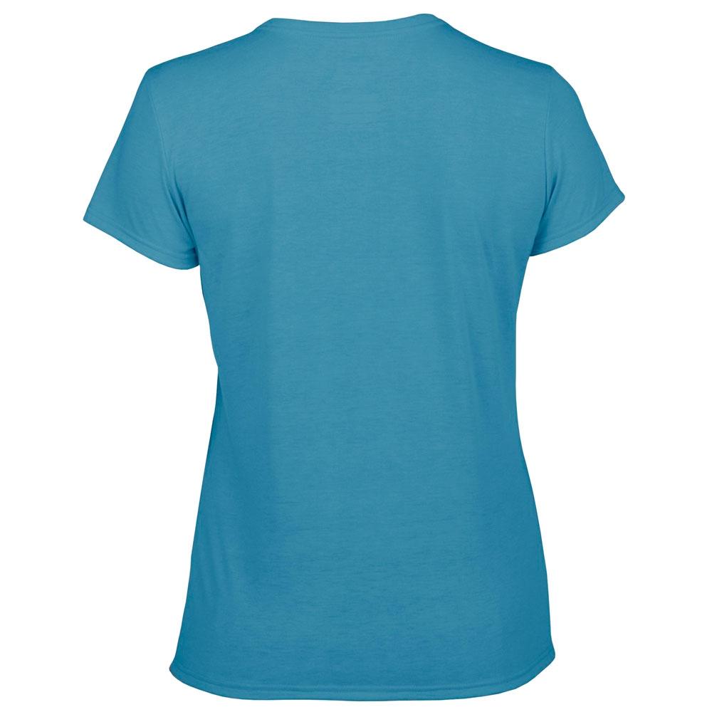 футболка женская Fruit Of The Loom ультрамариновая 0