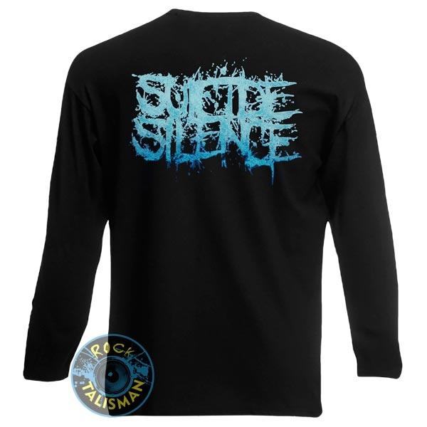 футболка длинный рукав SUICIDE SILENCE Grim Reaper 0