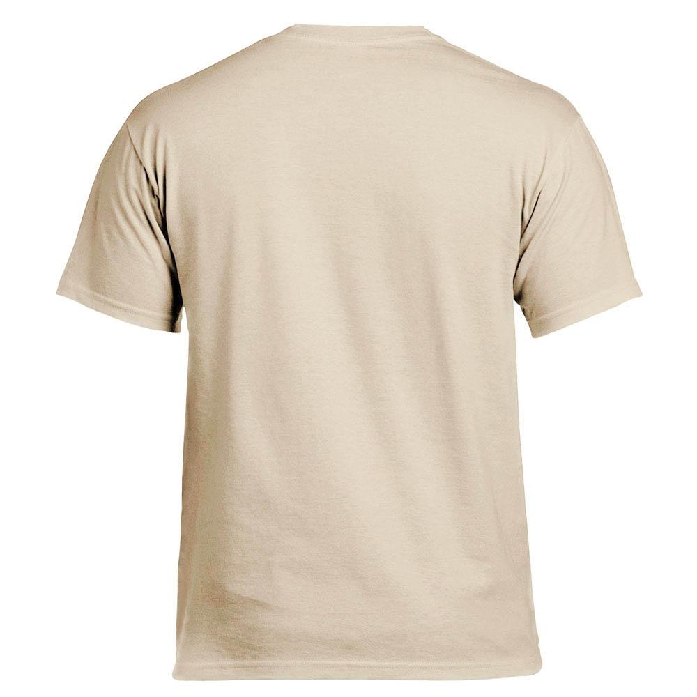 футболка Fruit Of The Loom хаки 0