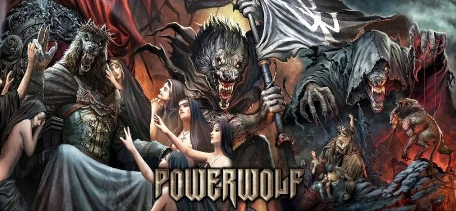 Чашка POWERWOLF Werewolf 0