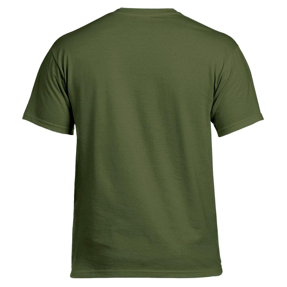 футболка GRAVE Logo оливковая 0