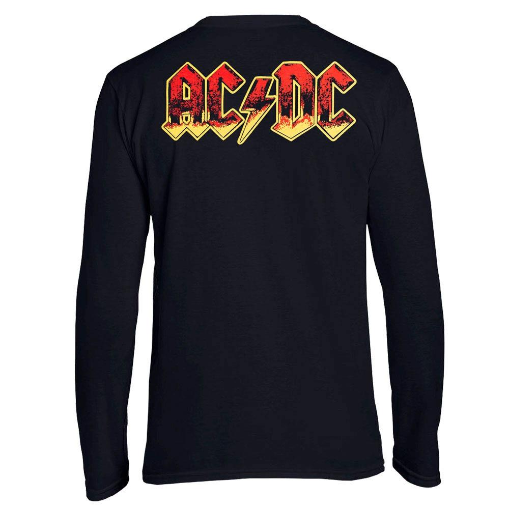 футболка длинный рукав AC/DC Explosion 0