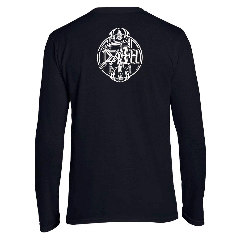 футболка длинный рукав DEATH New Logo 0