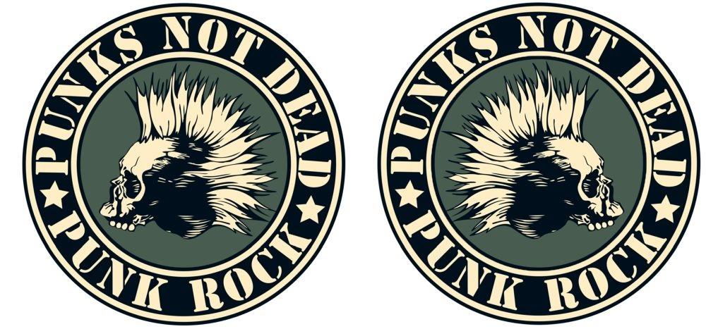 Чашка PUNK'S NOT DEAD (PUNK ROCK) 0