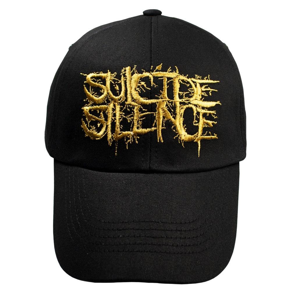 бейсболка SUICIDE SILENCE Logo 0