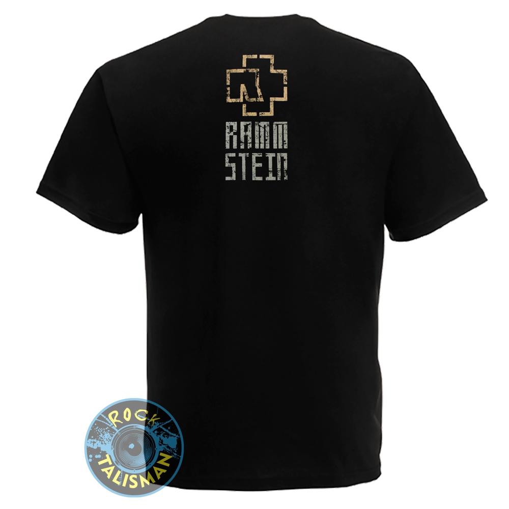 футболка RAMMSTEIN Legende 0