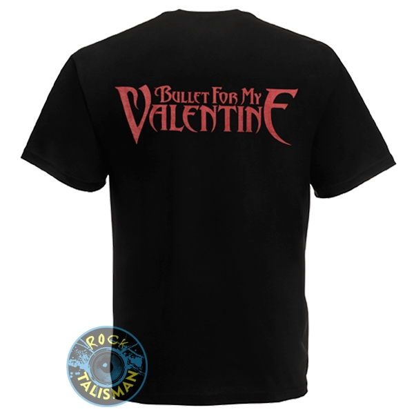 футболка BULLET FOR MY VALENTINE Temper Temper  0