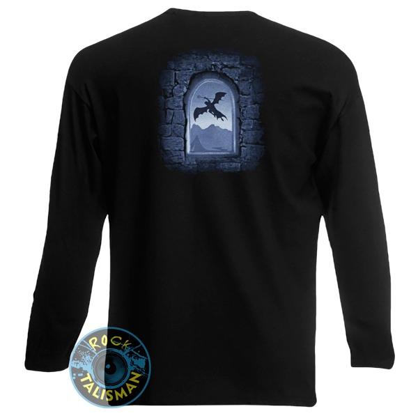 футболка длинный рукав ANTHRAX Monster At The End 0