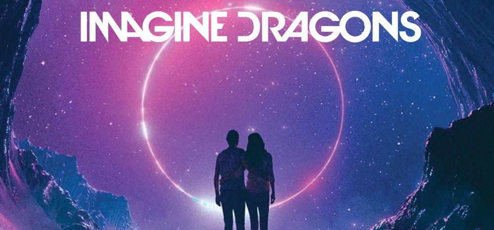 Чашка IMAGINE DRAGONS Evolve 0