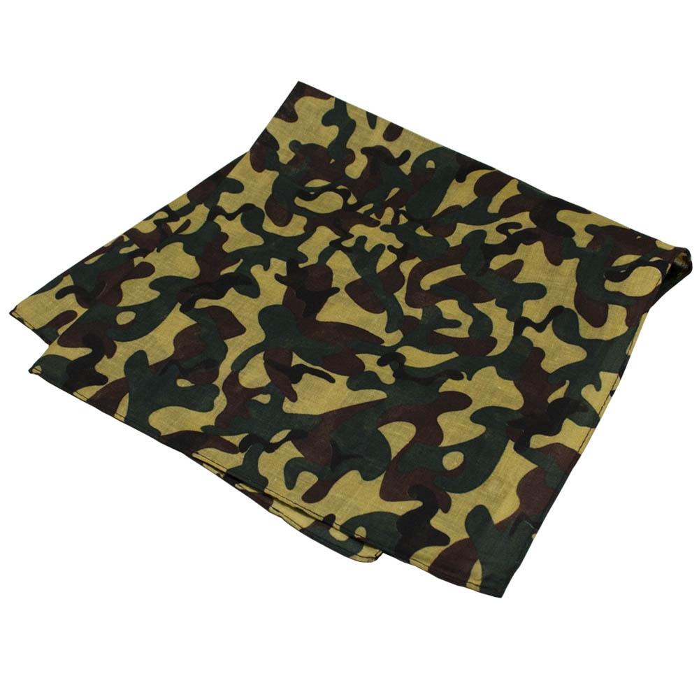 бандана BAN-117 Camouflage 0