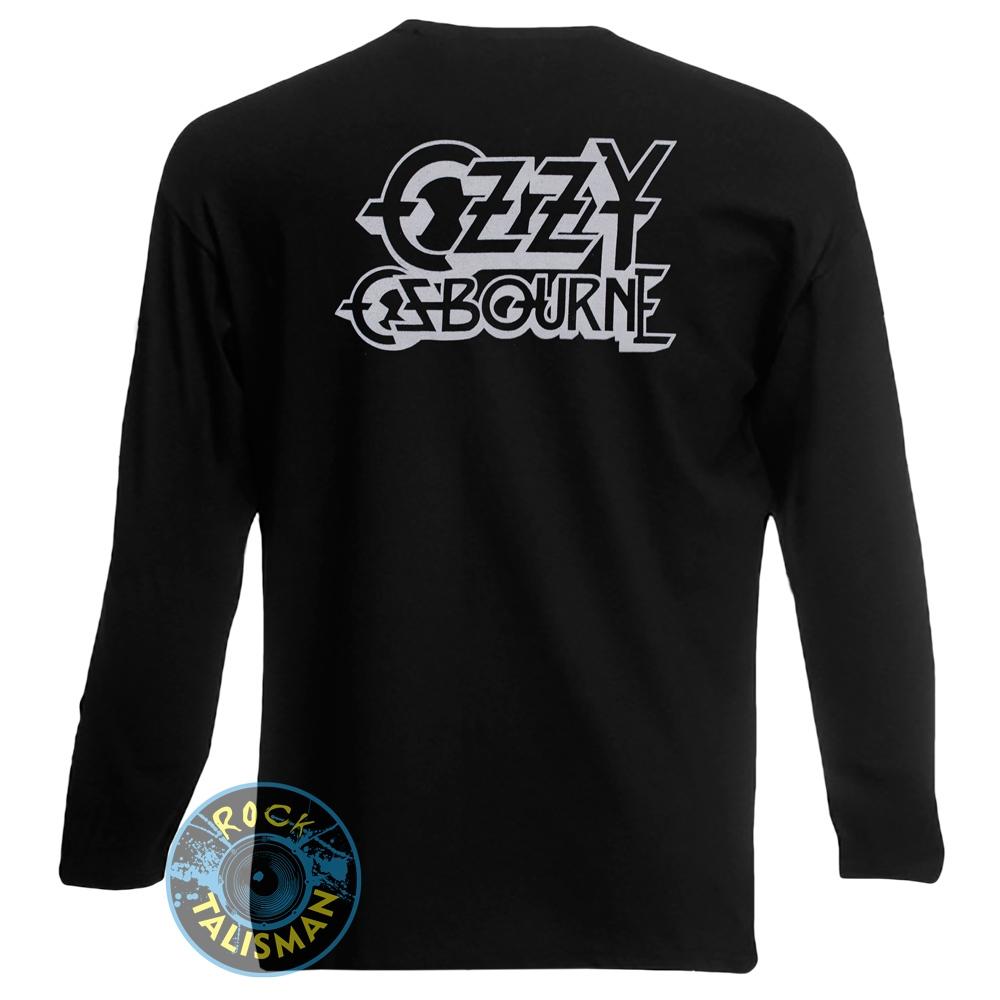 футболка длинный рукав OZZY OSBOURNE Ordinary Man 0