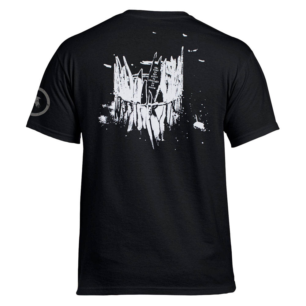футболка KATATONIA City Burials 0