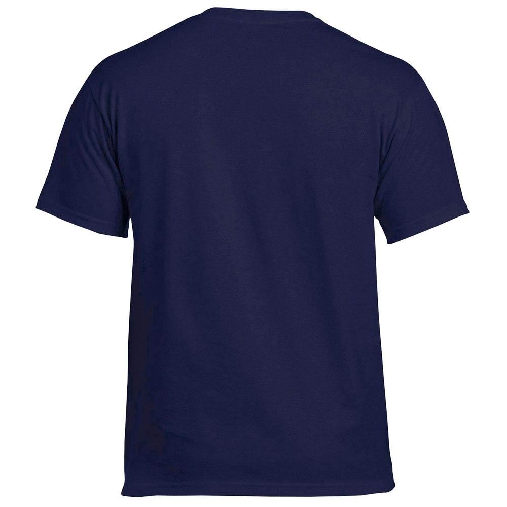 футболка Gildan темно-синяя 0