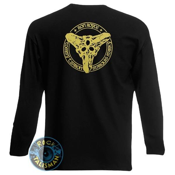 футболка длинный рукав CORONER Punishment For Decadence 0