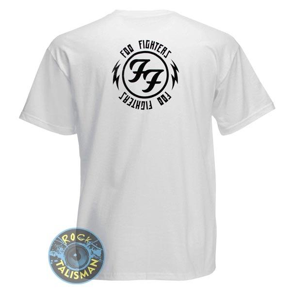 футболка FOO FIGHTERS  0
