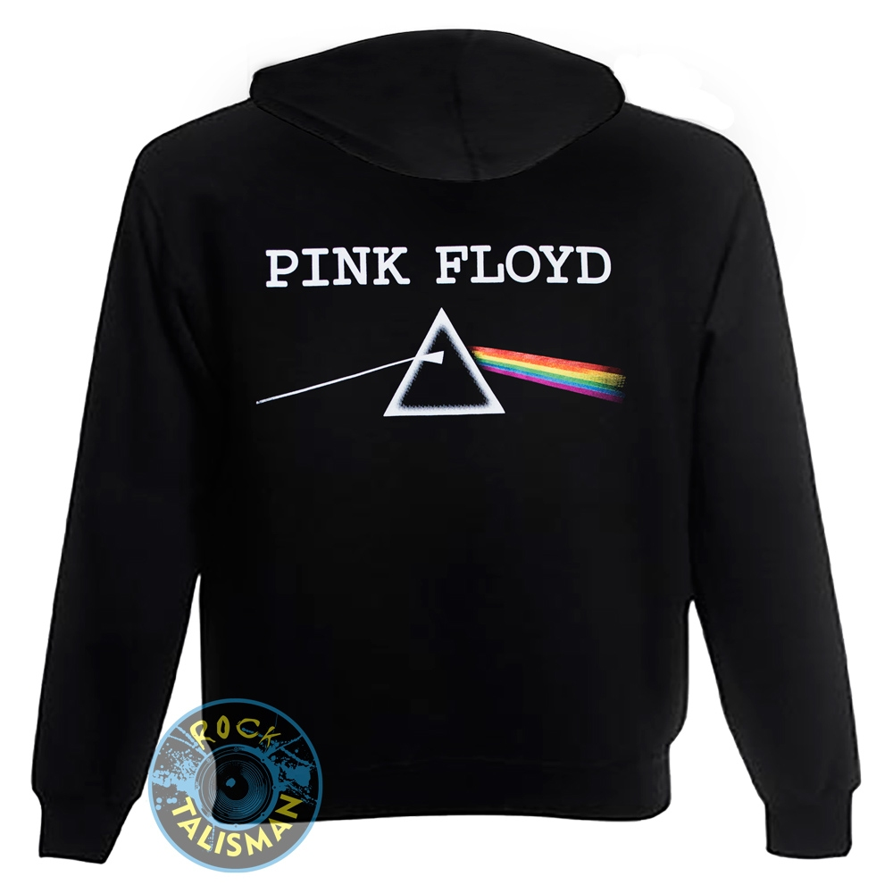толстовка на змейке PINK FLOYD The Dark Side Of The Moon-2(призма) 0