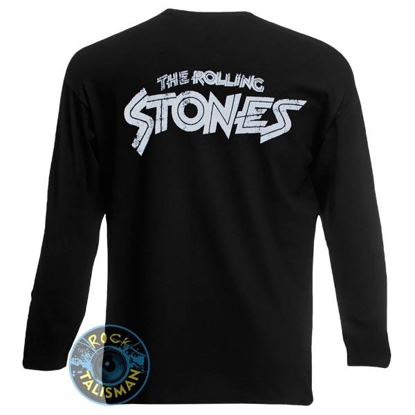 футболка длинный рукав ROLLING STONES Us Tour'78 (язык)  0