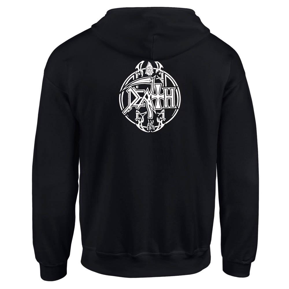 толстовка на змейке DEATH New Logo 0