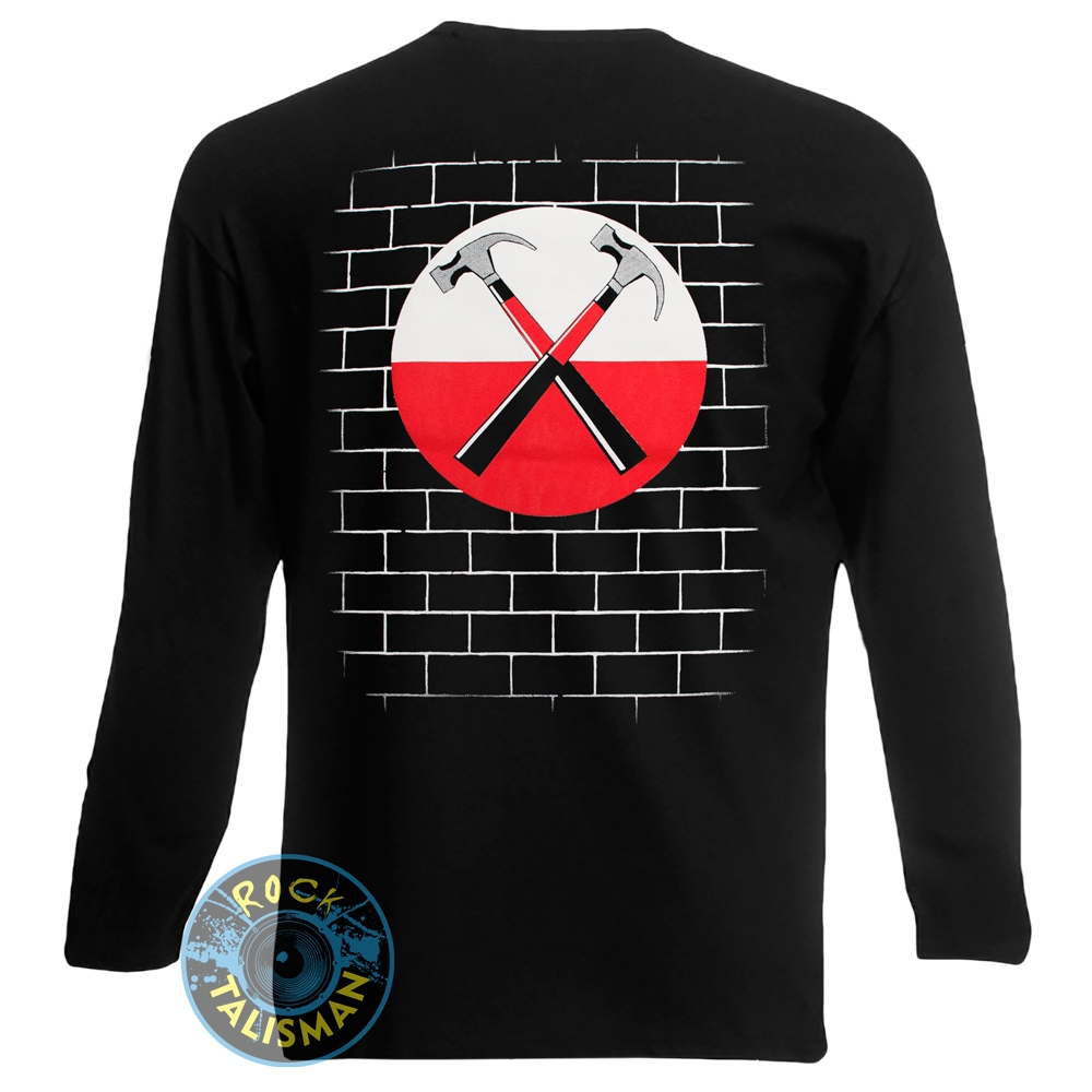 футболка длинный рукав PINK FLOYD The Wall - 2 0