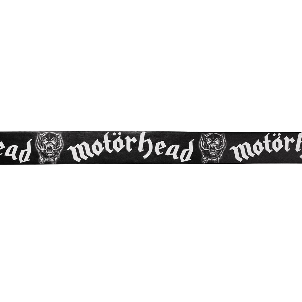 ремень с печатью MOTORHEAD 0
