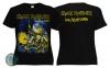 футболка женская IRON MAIDEN Live After Death  1