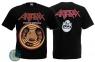 футболка ANTHRAX State Of Euphoria  1