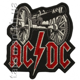 нашивка с вышивкой AC/DC For Those About To Rock